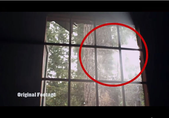 Click the title to view.<br>This video is an example of fixing shots that have unwanted items or reflections in a scene.